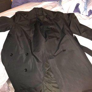 Like new trench-coat by Travel Smith (medium)